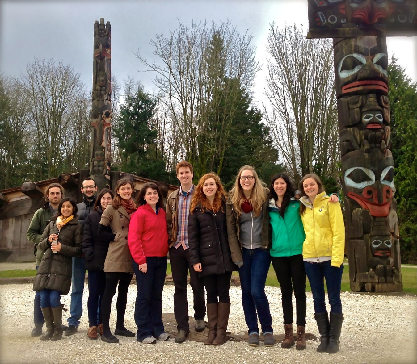 RIIC visits UBC Museum of Anthropology for inspiration and stories