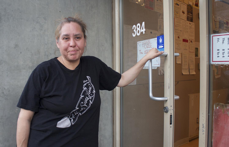 Women on the Downtown Eastside find sisterhood talking about menstrual cycles