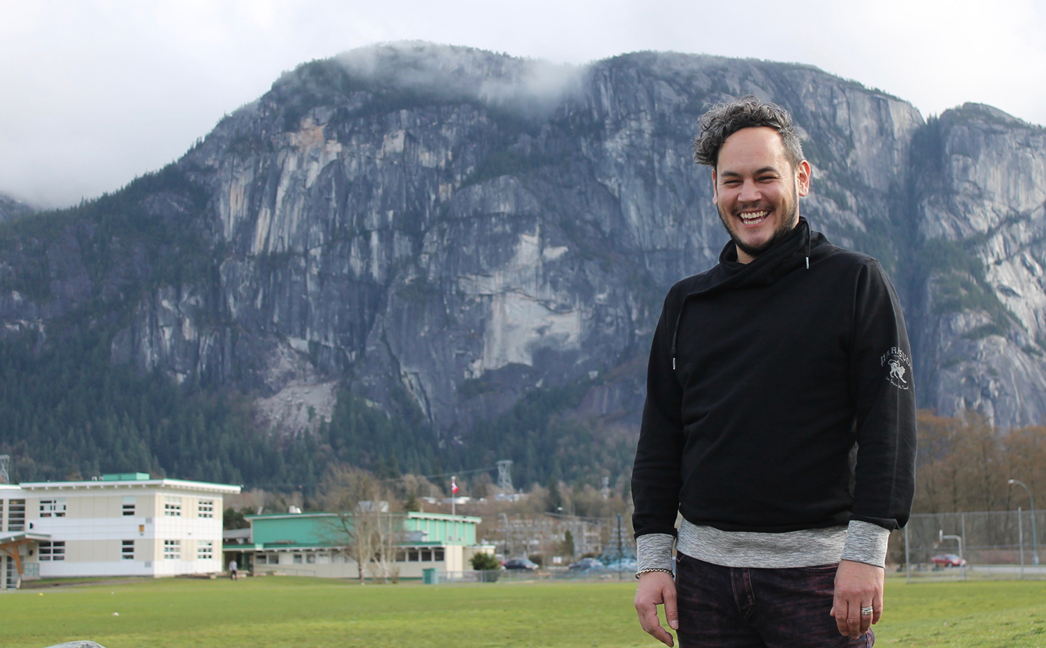 Indigenous man overcomes homophobia to co-found first LGBTQ+ group in Squamish